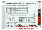 BALLAST ELECTRIC POWERTRONIC PT-FIT 70 / 220-240 S OSRAM